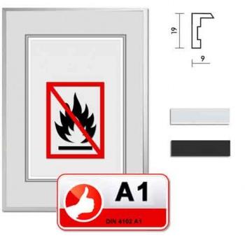 Klassifizierter Standard A1 Brandschutzrahmen S2
