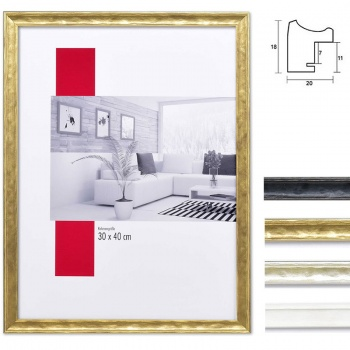 Holzbilderrahmen Profil 2070 als Sonderformat