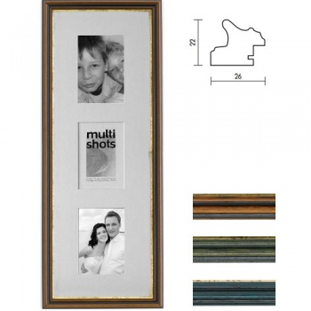 Galerierahmen Profil 21