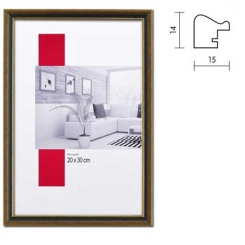Holzbilderrahmen Profil 22 als Sonderformat