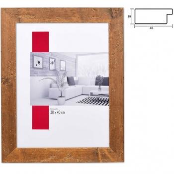 Holz-Bilderrahmen Profil 2400