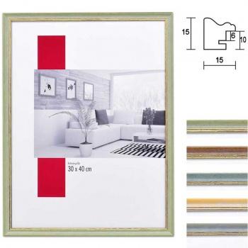 Holzbilderrahmen Profil 25 als Sonderformat