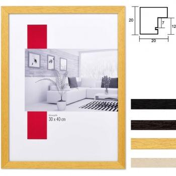 Holzbilderrahmen Profil 33 als Sonderformat