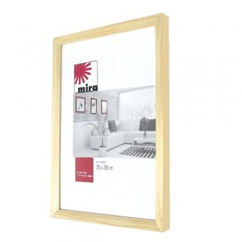 Holz-Bilderrahmen Colmar 30x45 cm | natur | Normalglas
