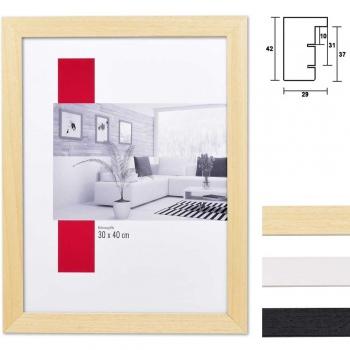 Holzbilderrahmen Profil 55 als Sonderformat