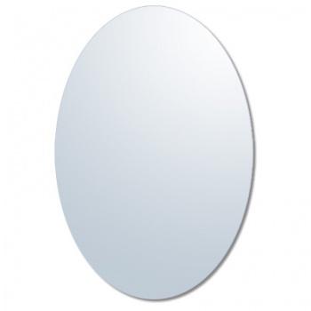 Ovales Ersatzglas für Bilderrahmen