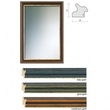 Spiegelrahmen Profil 21 als Sonderformat