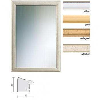 Spiegelrahmen Profil 41 als Sonderformat