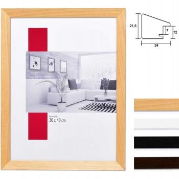 Holz-Bilderrahmen Top N Sonderzuschnitt